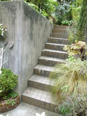階段 ビフォー写真
