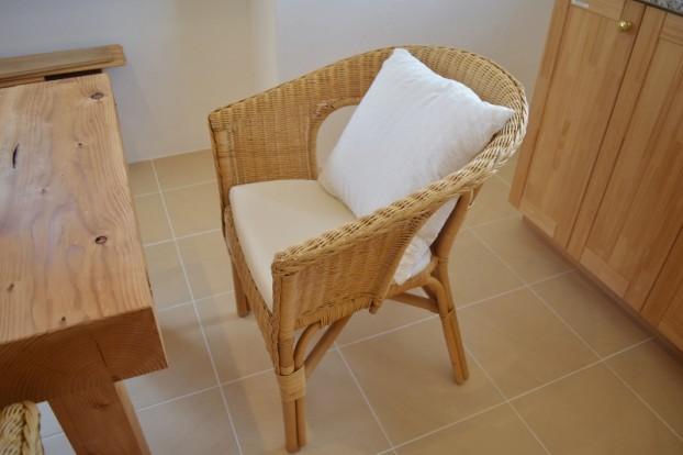 ニトリの椅子